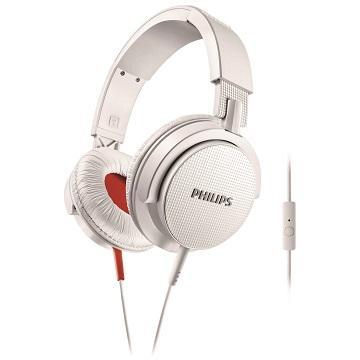 PHILIPS SHL3105頭戴式耳機-白(SHL3105WT/00)