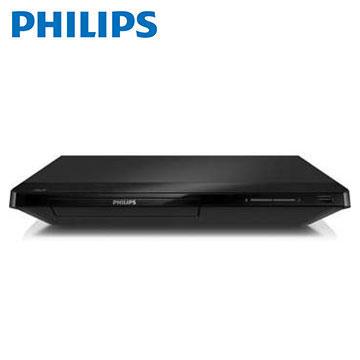 【福利品】 PHILIPS Miracast/3D藍光播放器(BDP2285)