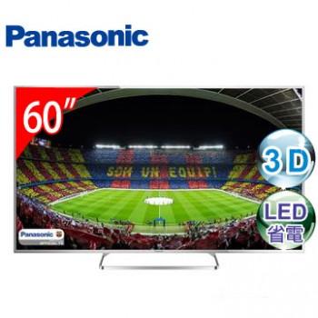 【福利品】 Panasonic 60型3D LED智慧型連網電視(TH-60AS700W)