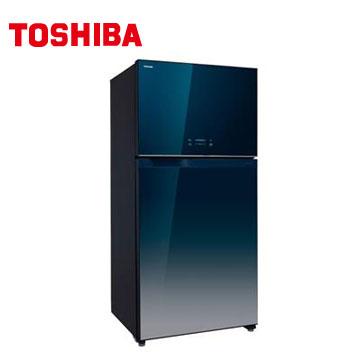 TOSHIBA 554公升雙門鏡面變頻冰箱(GR-WG58TDZ(GG))