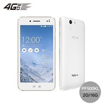 【16G】ASUS PadFoneS LTE 白(2G RAM)(PF500KL)