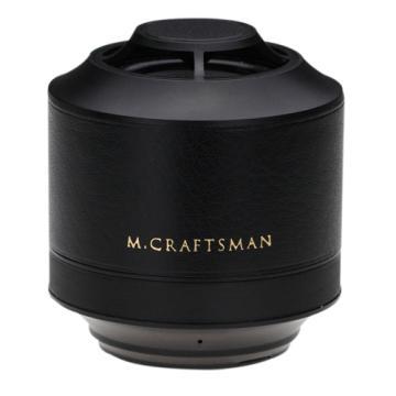 [福利品]M.CRAFTSMAN Mini震撼揚聲器 (黑)