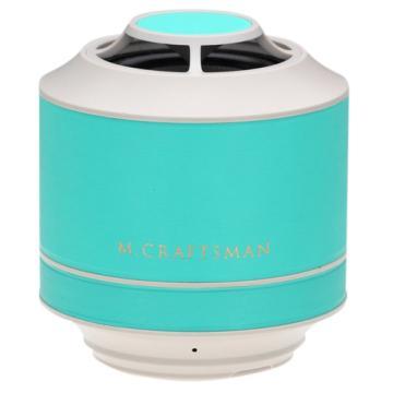 M.CRAFTSMAN Mini震撼揚聲器 (藍綠)(Boom 03(藍綠))
