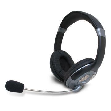 Hawk 983立體聲頭戴式耳機麥克風(03-HKC983)