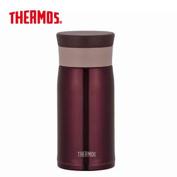 膳魔師不鏽鋼真空保溫杯-咖啡色 JMZ-350-BW