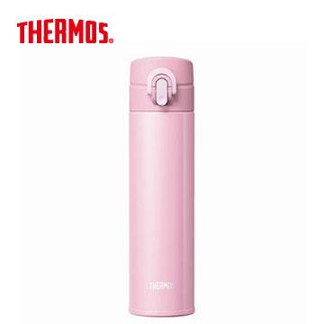 膳魔師超輕量不鏽鋼保溫瓶-淡粉色(JNI-401-LP)