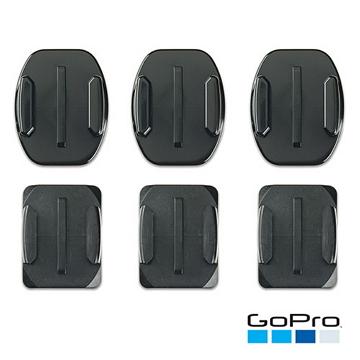 GoPro AACFT-001弧/平面黏着座(AACFT-001)