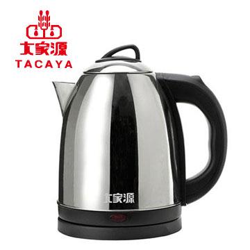 大家源1.8L不鏽鋼快煮壺(TCY-2798)