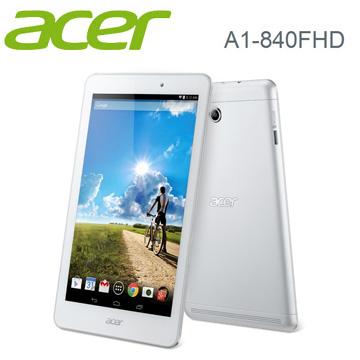 【16G】ACER ICONIA A1-840 WIFI/銀(A1-840FHD-13HN)