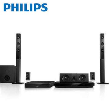 【展示機】PHILIPS Miracast/NFC/3D藍光劇院(HTB5550)