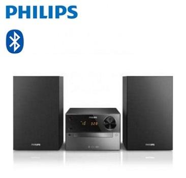 【福利品】 PHILIPS 藍牙/USB組合音響(BTM2310)