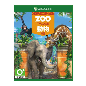 XBOX ONE 動物樂園 英文版
