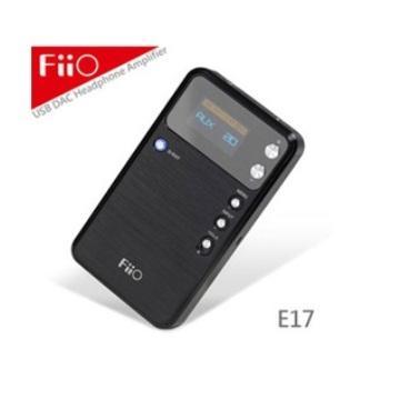 FiiO E17多功能耳機擴大機(E17)