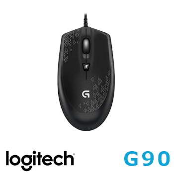 羅技 Logitech G90 電競光學滑鼠