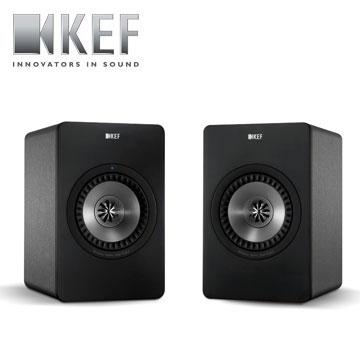 KEF 多媒體無線 Hi-End揚聲器   X300A Wireless B(黑)(X300A Wireless B(黑))