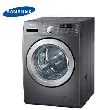 SAMSUNG 14公斤雙效威力淨洗脫烘滾筒洗衣機(WD14F5K5ASG/TW)