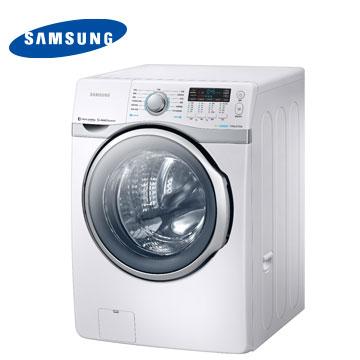 SAMSUNG 15公斤雙效威力淨洗脫烘滾筒洗衣機(WD15H7300KW/TW)