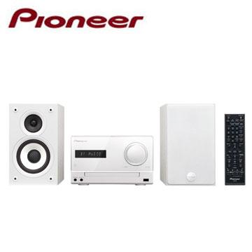 Pionner 3i/藍牙 組合音響 X-CM32BT-W(X-CM32BT-W)
