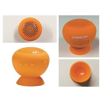 Freecom 防水藍牙揚聲器(Tough Speaker(橘))