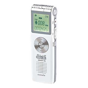 CENIX 數位錄音筆(4G)(VR-S905-WH(白))