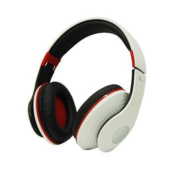 人因 E381頭戴式三用耳機麥克風-白(E381W)