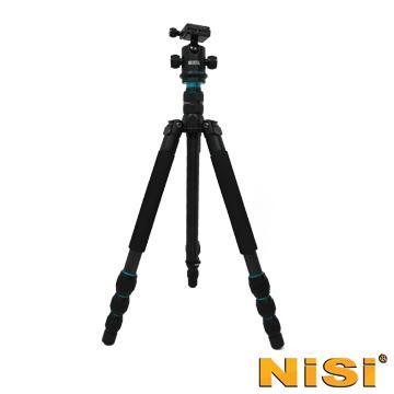 NISI NS-590 PRO 四節碳纖反折式腳架組-黑(NS-590)