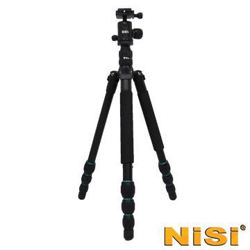 NISI NS-590 四節鋁合金反折式腳架組-黑(NS-590)