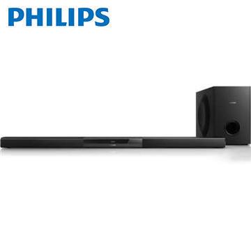 PHILIPS NFC/藍牙微型劇院Sound Bar(HTL5140B)