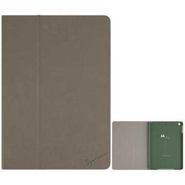 Spree eclat iPad Air復古輕量保護套-灰(SP-A29-2001-03)