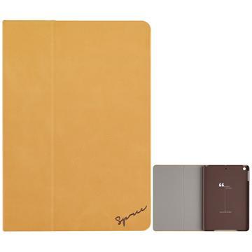 Spree eclat iPad Air復古輕量保護套-黃(SP-A29-2001-50)