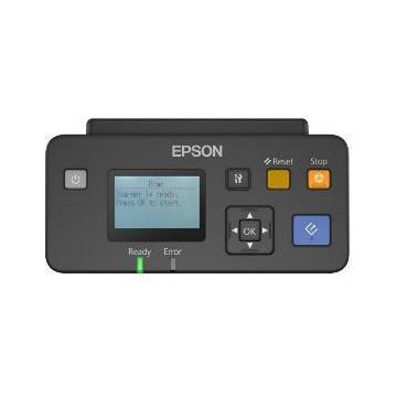 EPSON DS-510掃描器網路操作面板