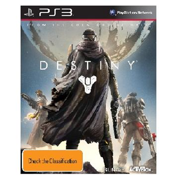 PS3 DESTINY天命 英文版(DES~PS3)