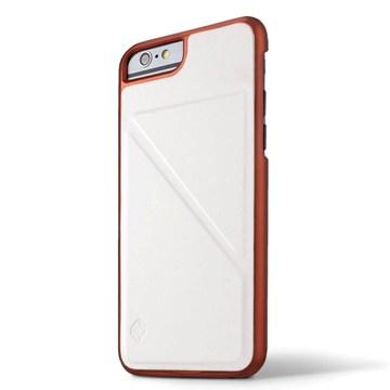 【iPhone 6】Cube 插卡式保護殼-古銅白(A907880)