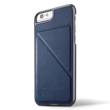 【 iPhone 6】Cube 插卡式保護殼-鐵灰藍(A907881)