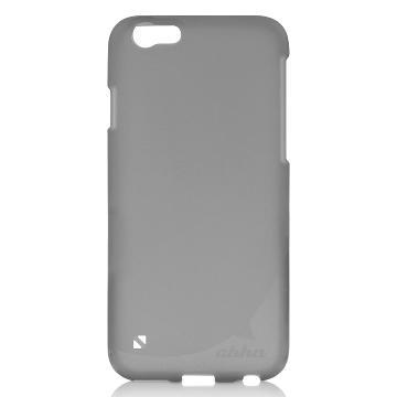 【iPhone 6 Plus】ahha 軟式保護殼-透黑(A907930)