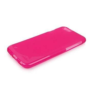 【iPhone 6 Plus】ahha 軟式保護殼-透粉(A907931)