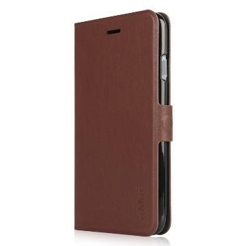 【iPhone 6】ahha 側掀式保護套-棕(A907896)