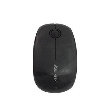 文鎧筆記本型無線滑鼠(黑)(1500(黑))
