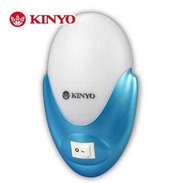 KINYO 氣氛LED小夜燈(NL-12)