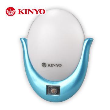 KINYO 光控LED小夜燈(NL-16)