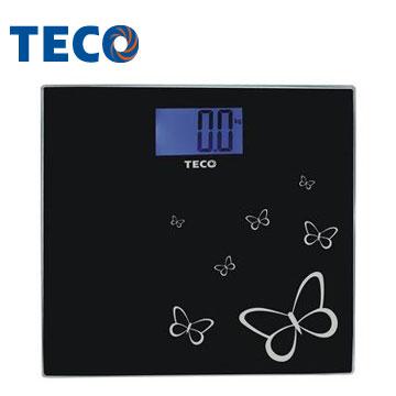 TECO 藍光時尚體重計(XYFWT486)