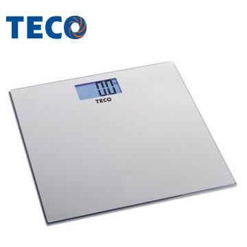 TECO 藍光數位體重計(XYFWT482)