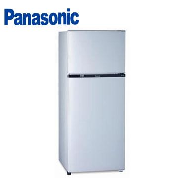 Panasonic 232公升雙門冰箱(NR-B238T-SL (銀))