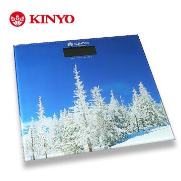KINYO 大自然電子體重計(DS-6582)