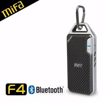 miFa藍牙揚聲器 (鈦灰)(F4-BK(鈦灰))