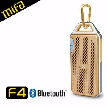 miFa藍牙揚聲器 (鈦金)(F4-GD(鈦金))