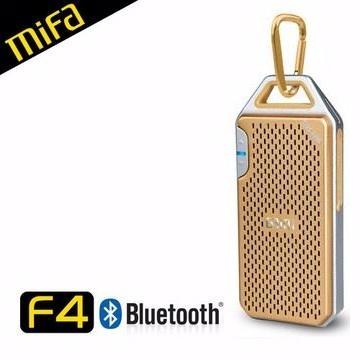 miFa藍牙揚聲器 (鈦金)