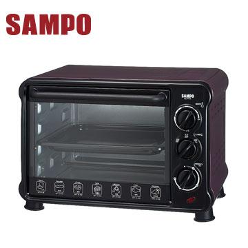 [福利品] 聲寶18L電烤箱