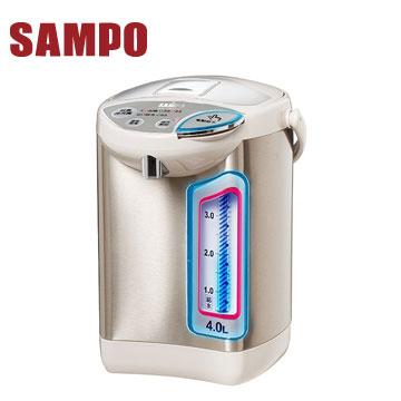 聲寶4.0L三段定溫型熱水瓶