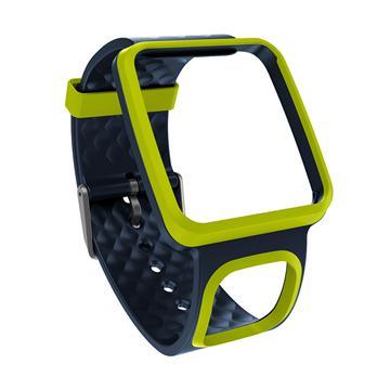 TOMTOMComfort strap Slim運動錶帶-綠-細框(Comfort strap耀眼綠)